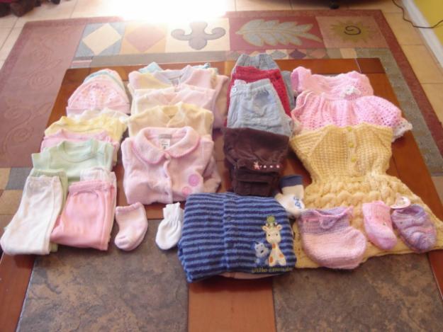 venta de ropa para niños: Ropa para recien nacidos Niñas