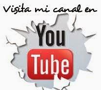 Mi Canal de Youtube