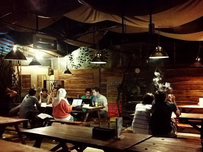 Bober Cafe Bandung