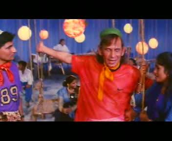 Lucky Chikna's Hanging Circus