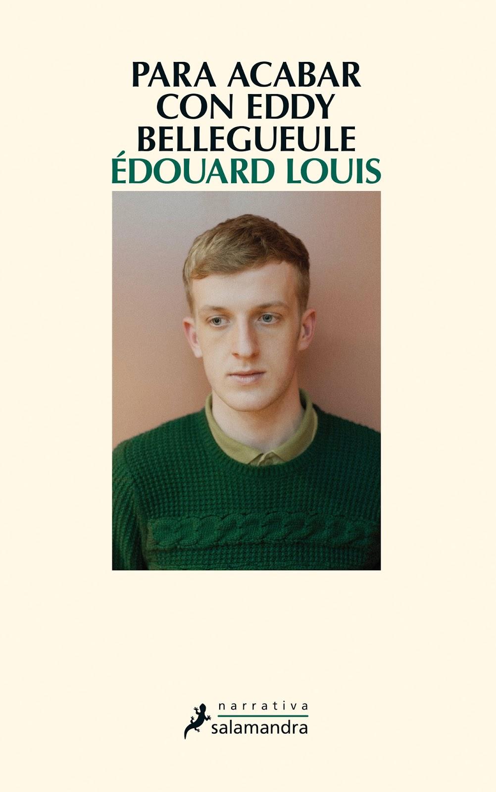 Una novela autobiográfica sobre el acoso homofóbico en la Francia rural.