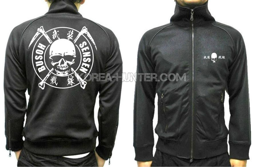 KOREA-HUNTER.com jual murah Jaket Crows Zero TFOA 3rd Generation | kaos crows zero tfoa | kemeja national geographic | tas denim korean style blazer