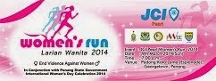 JCI Pearl Women's Run 2014, Penang