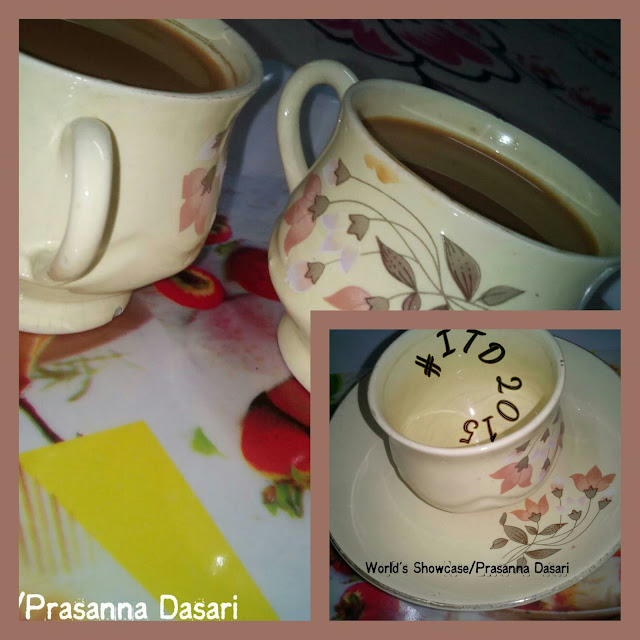 Prasanna Dasari - ITD 2015