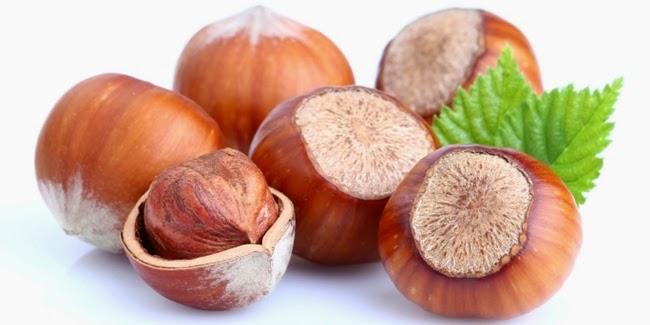 Kesehatan : Manfaat Makan Kacang Hazelnut