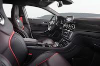 2015 New Mercedes-Benz Generation GLA45 AMG interior dashboard