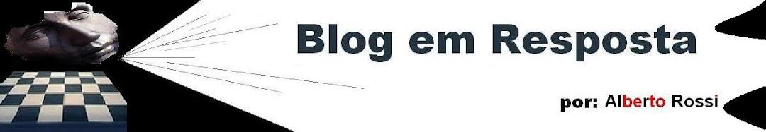 Blog em Resposta