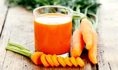 Health Carrot Juice