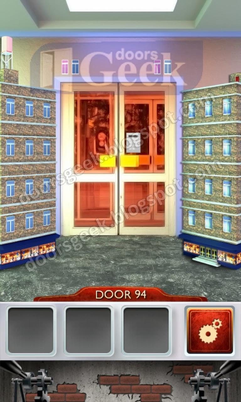 100 doors 2 level 94 doors geek for 100 doors door 9 solution