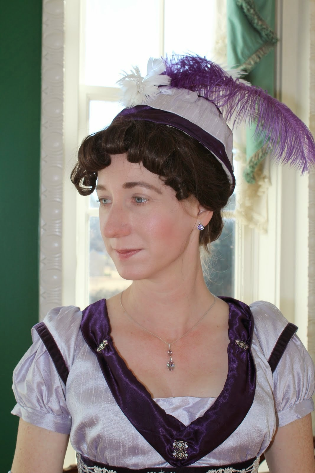 Ms. Moore as Dolley Madison