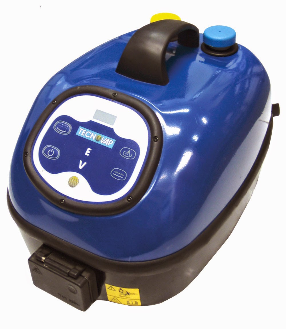 Maxi 8 bar cleaning equipment steam machines vacuum cleaners - Jetsteam Evo The Lightweight Two In One Steam Cleaner