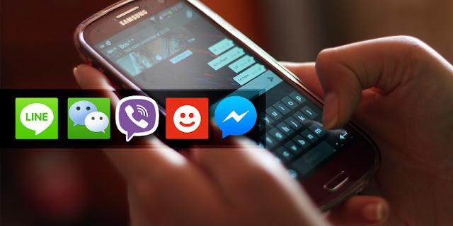 أفضل تطبيقات الدردشة على الأجهزة الذكية