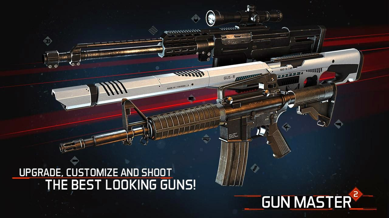 Gun Master 2 v1.0 Full Apk Data