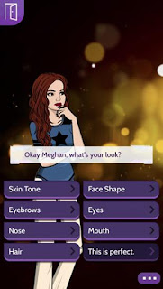 Screenshots of the Demi Lovato: Path to fame for Android tablet, phone.