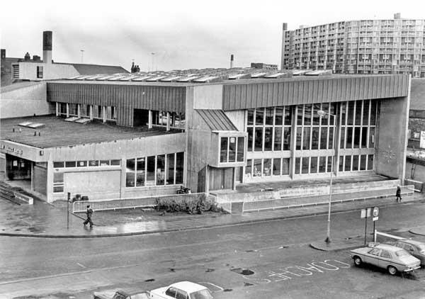 Sheaf Valley Baths Sheffield 1978 Blueboy Daily
