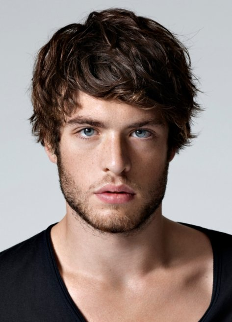 Long Hairstyles for Guys