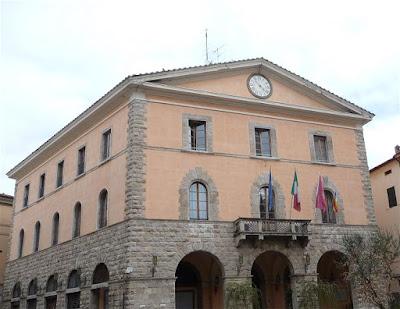 Orologio Palazzo Comune Grosseto