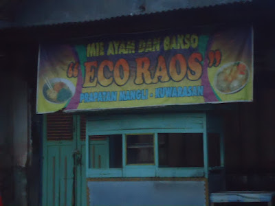 Wisata Kuliner Prapatan Mangli kuwarasan