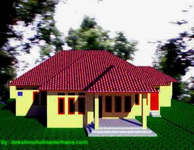 gambar rumah sederhana 07