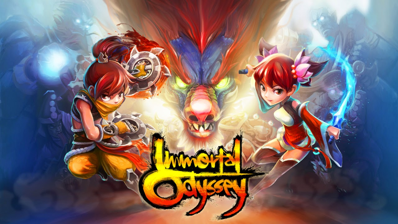 Immortal Odyssey Gameplay IOS / Android