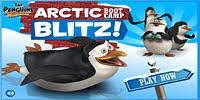 Тренировочный лагерь в Арктике
