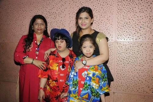 Celebs at Designer Manali Jagtap's Fashion Show Event