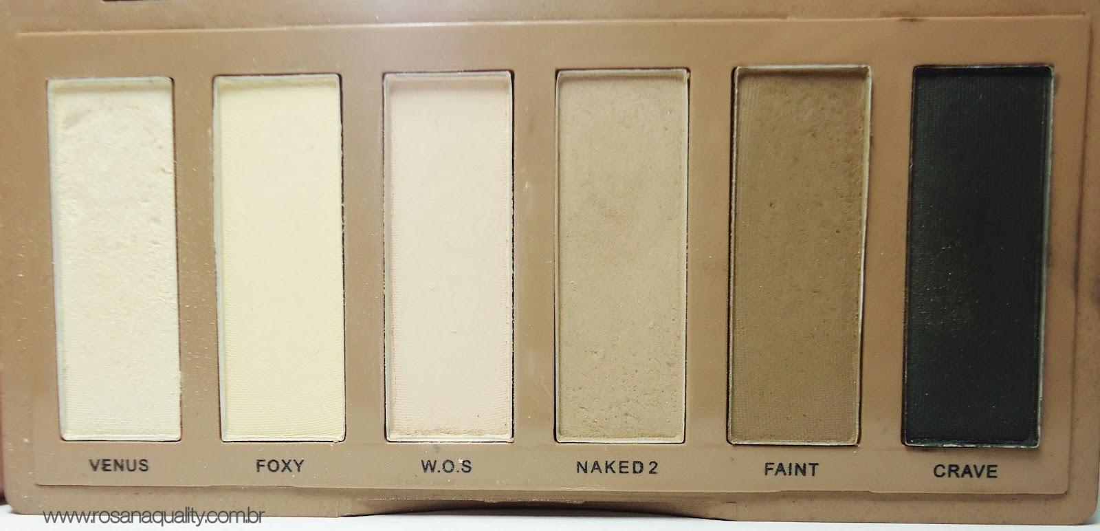 Naked Basics Réplica