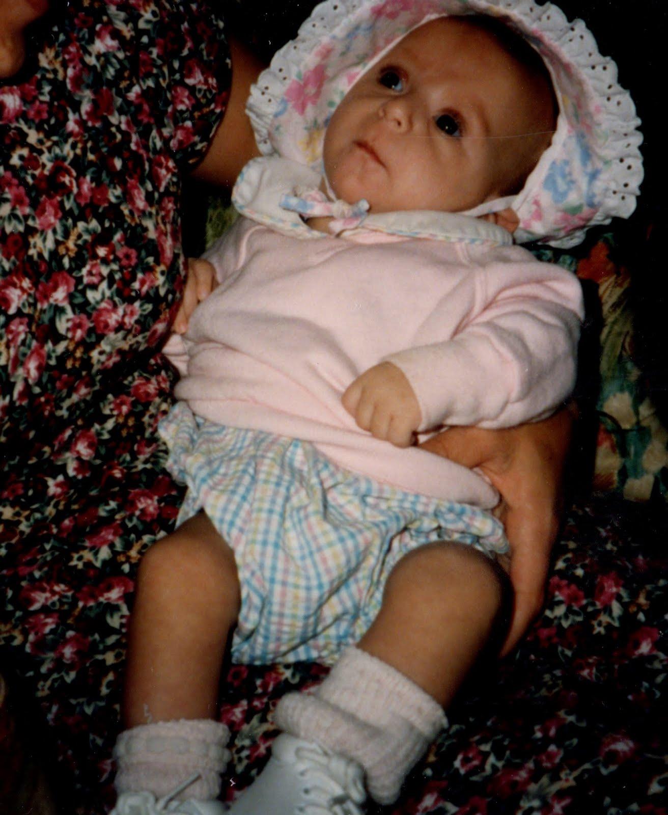 Baby Elisabeth