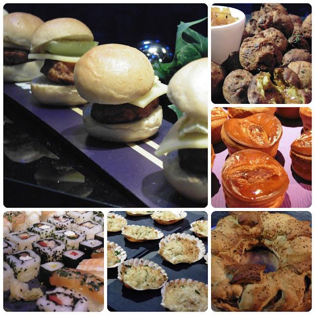 Asda Extra Special party food