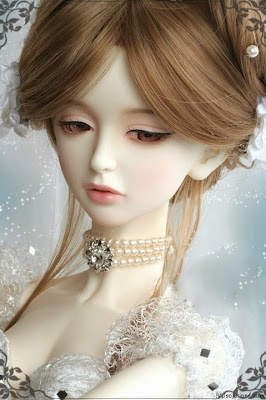 Cute and Beautiful Doll