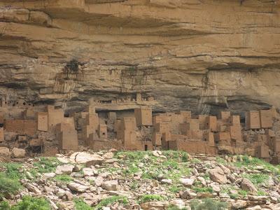El pueblo extraterrestre de Malí