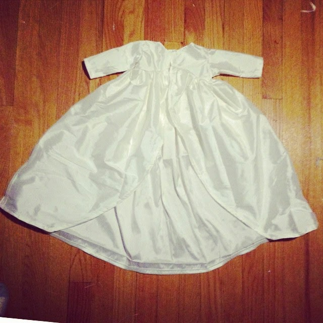 Beyond Pearls...: Baptismal Gowns for Baby Boys (and what I almost ...