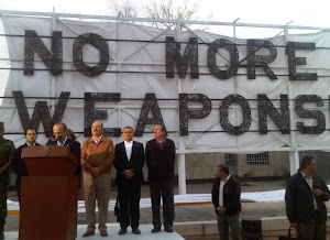 Felipe Calderon regaña a E.U.A por rápido y furioso