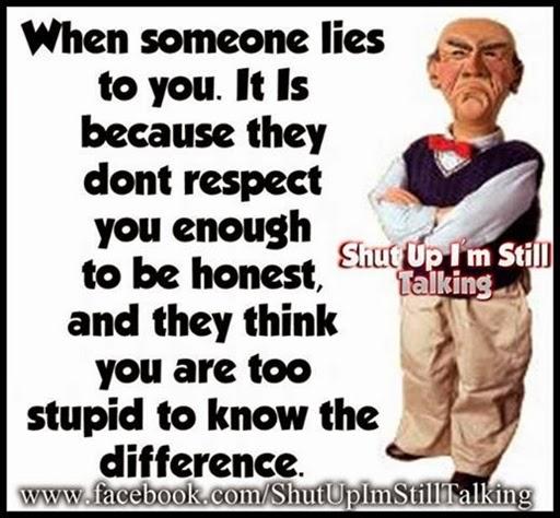 i hate people who lie quotes - photo #30