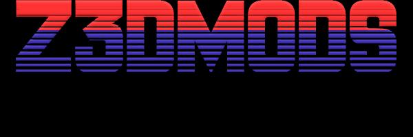 Z3D MODS