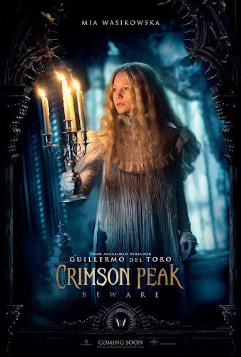 Crimson Peak (BRRip 720p Dual Latino / Ingles) (2015)