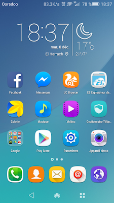 Note 5 theme