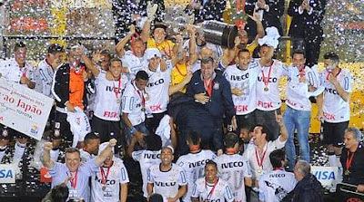 corinthians vittoria copa libertadores 2012