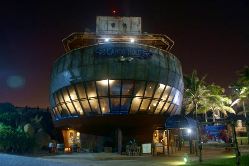 The ship Restaurant in Durban, South Africa