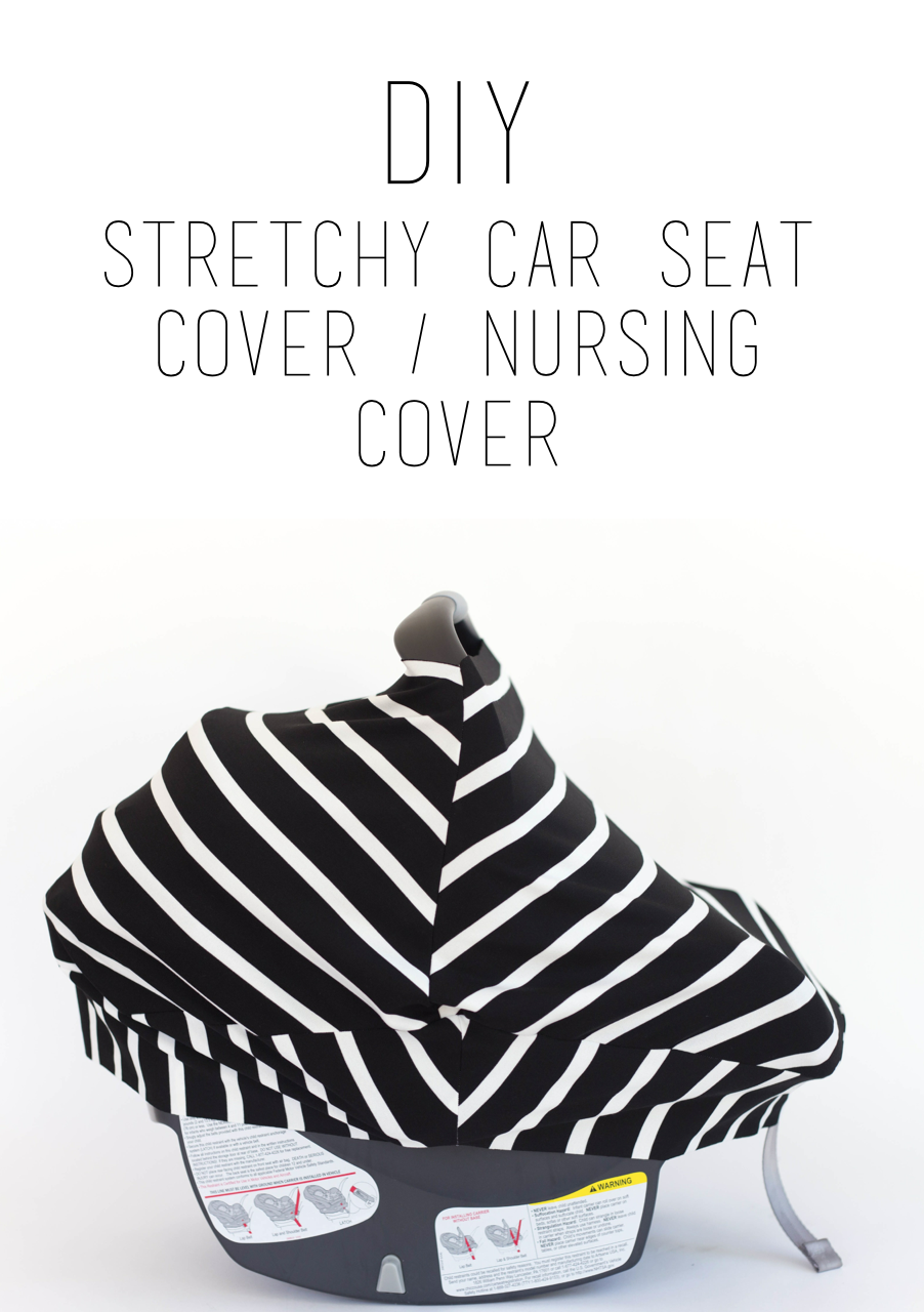 Have You Seen Those Stretchy Car Seat Covers Lately They Are Also Known As Sloughy Double A Nursing Cover