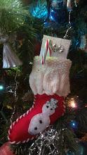 Calzetta di Natale