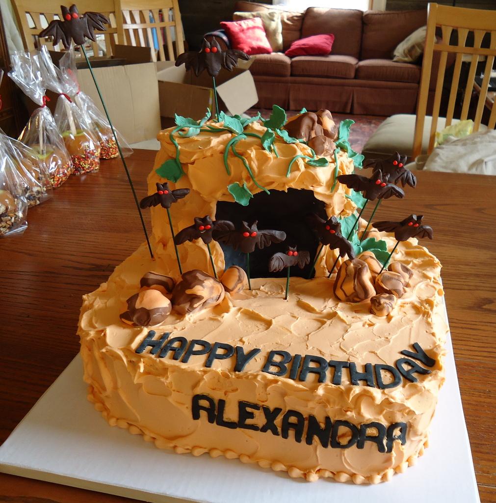 Alexandra B Cakes By Rachel