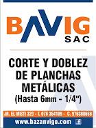 BAVIG SAC / JR. EL MISTI 329 / CAJAMARCA