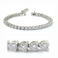 Tennis Bracelet Diamond1