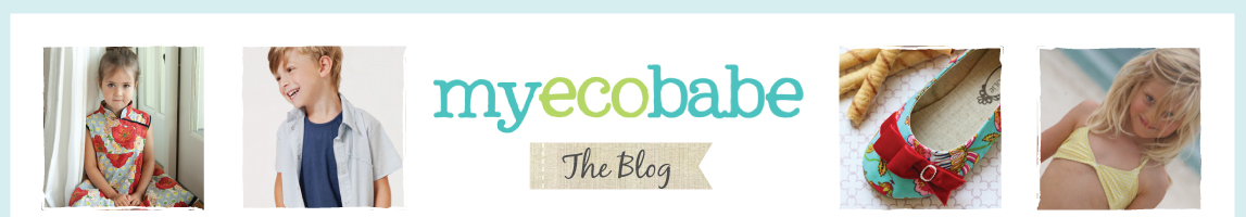 MyEcoBabe - An Organic, Eco-friendly and Fair Trade Children's Boutique in Singapore