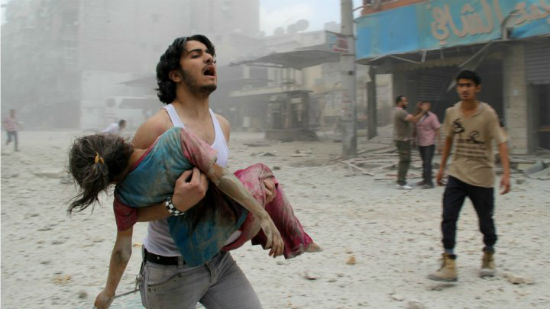 Muslihat Sebenar Eropah-Russia Bersatu Menentang Syria