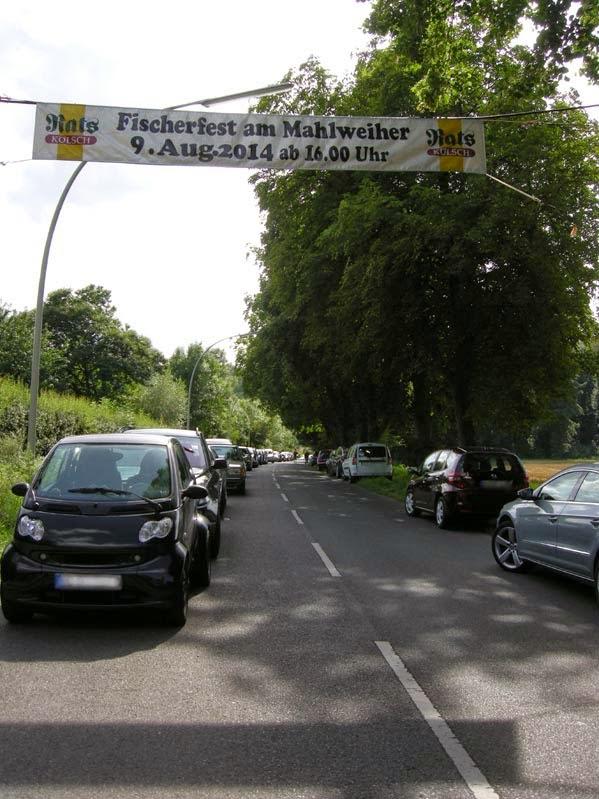 Bachem, Schloßstraße