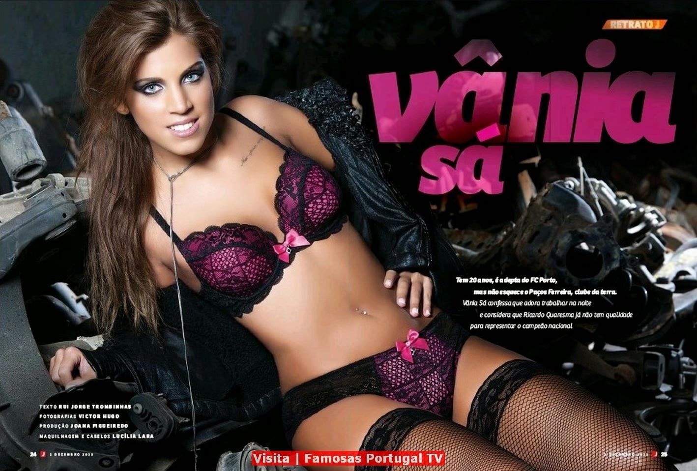 Fotos Vânia Sá Casa dos Segredos 5 - Revista J