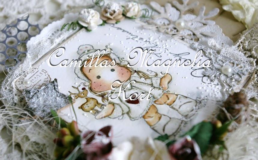 Camillas Magnolia Kort