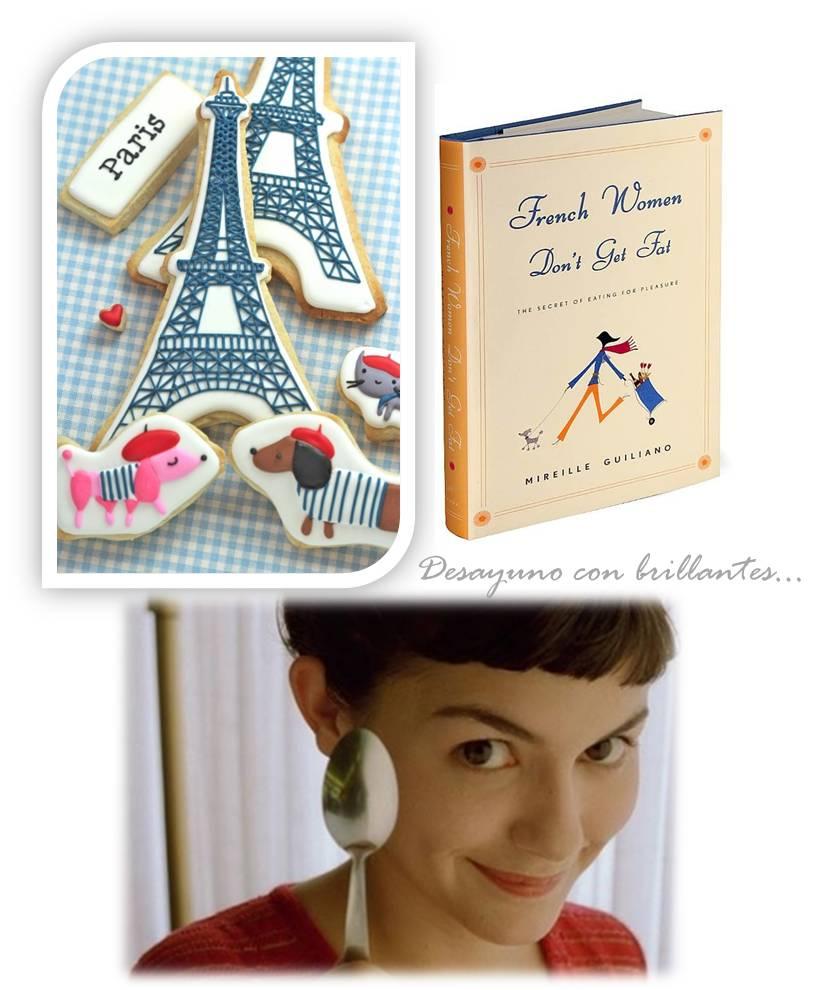 Porqué Las Mujeres Francesas No Engordan? - Bajar